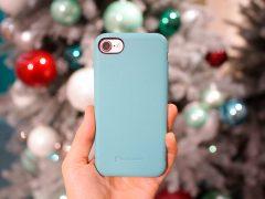 Smartphone-Cover Blau