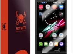 Skinomi Displayschutzfolie für das Sony Xperia X